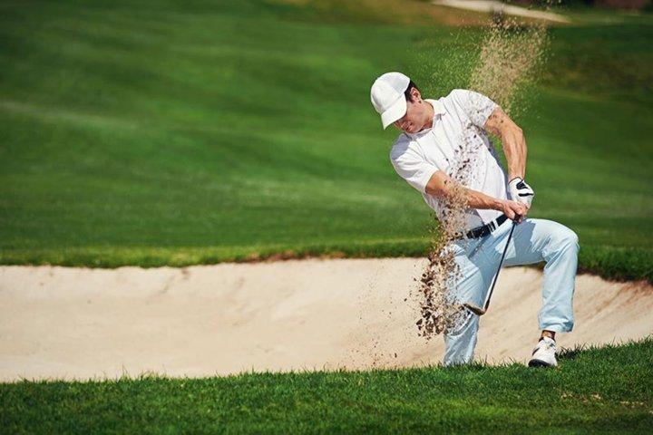 fosse de golf